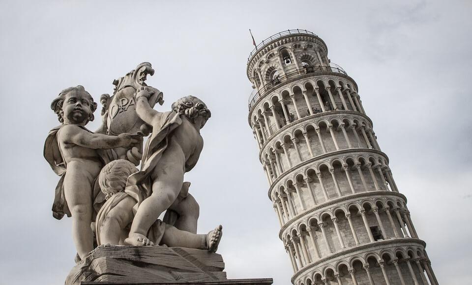 Pisa è il Comune d'Italia più virtuoso