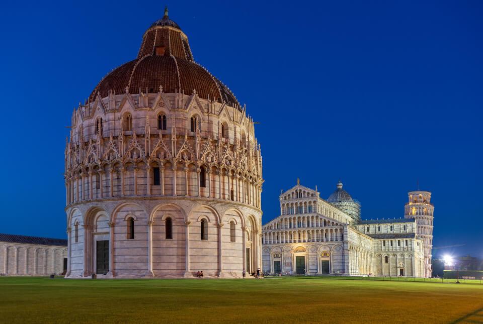 Dante e Pisa capodanno pisano