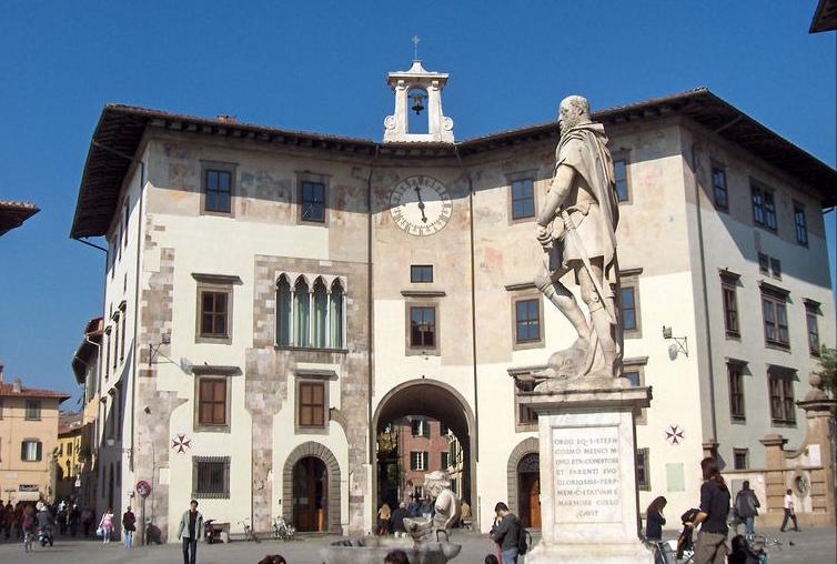 Dante e Pisa